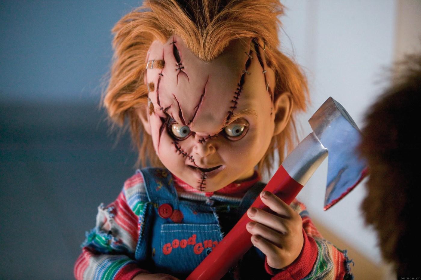 Jack Boneco Assassino Beautiful unhas da semana - chucky, o boneco assassino! | beauty rock