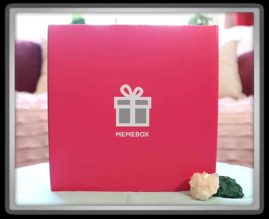 겟잇뷰티박스 by 미미박스 memebox beautybox Memebox Special #20 Superfood unboxing review box