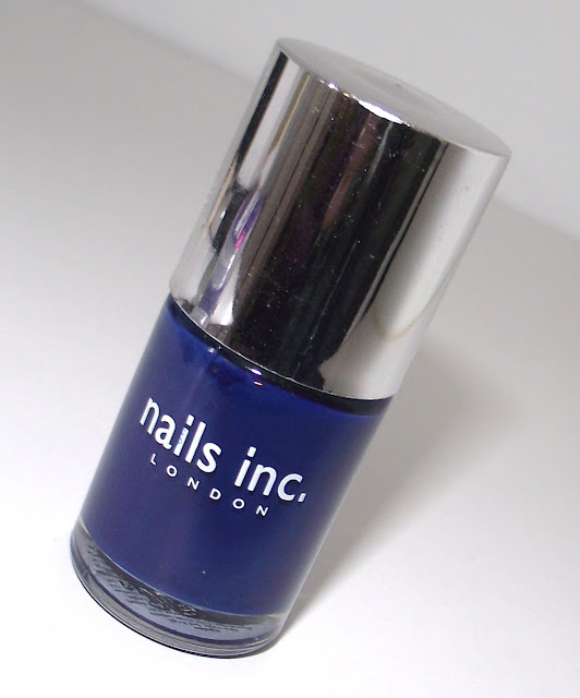 Nails Inc Nail Polish Review - Tudor Way