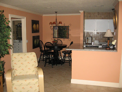 Ocean Walk, One Bedroom Condo Rental, St Simons Island