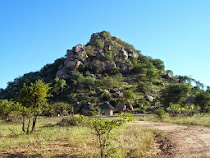 Masorini Hill from a distance, Kruger National Park, South Africa