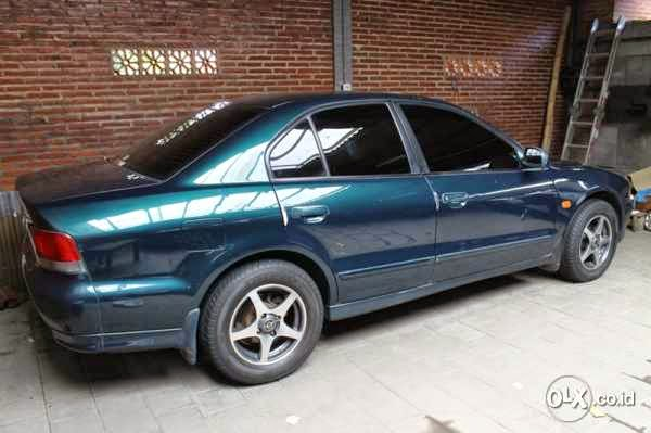 Jual Mitsubisi Galant V6 Tahun 1999 Malang, 71jt | Mobil ...