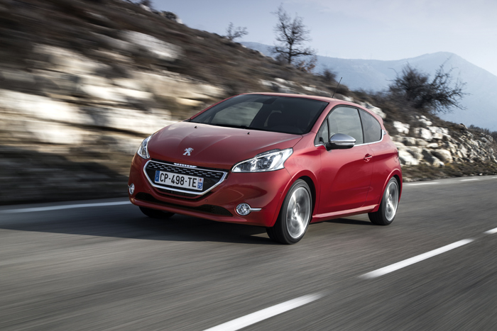 Concurso Peugeot 208 GTi Project: The Remake