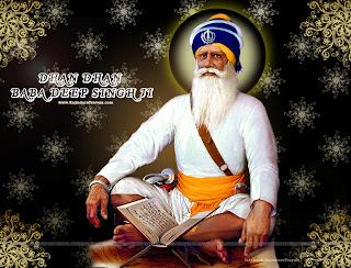 Dhan Dhan Baba Deep Singh Ji