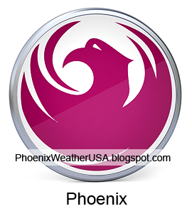 Phoenix Weather Forecast in Celsius and Fahrenheit