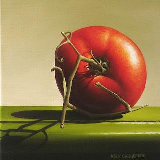 Cuadros Tomates Rojos Bodegones