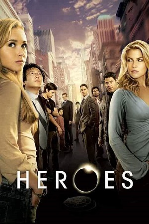 Heroes S01-S04 All Episode [Season 1 Season 4] Complete Download 480p