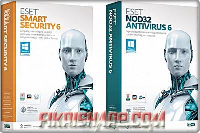ESET NOD32 + Smart Security 6.0.308.0 Full Activation Crack