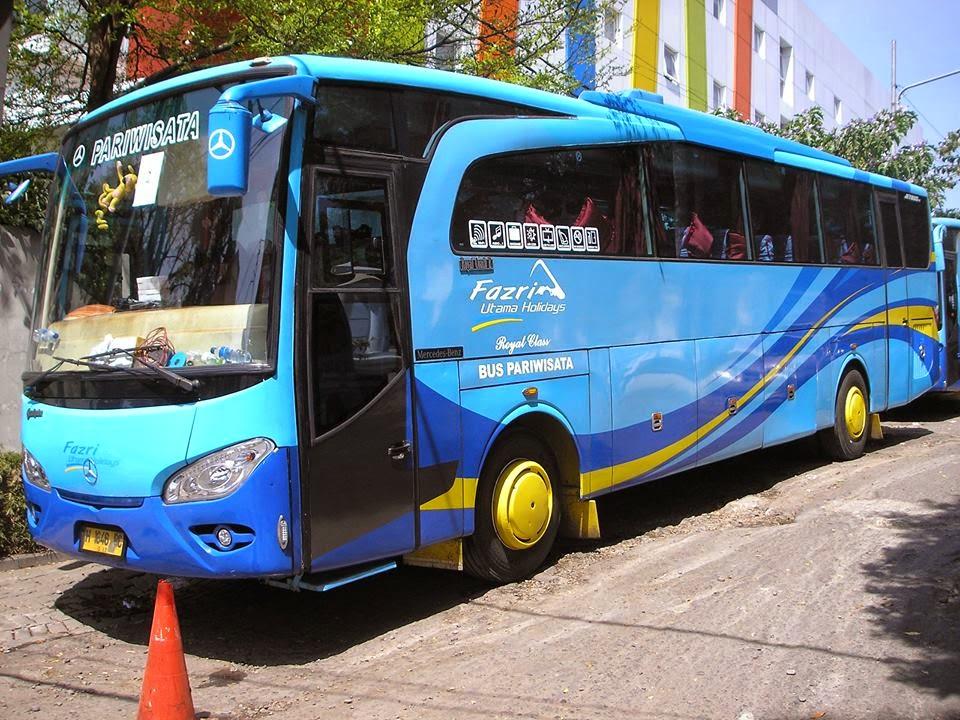 bus pariwisata fazry holiday