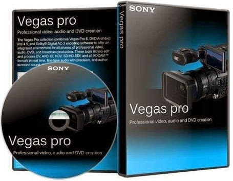 SONY Vegas Pro 13.0 Build 428 (64-Bit) Full Download