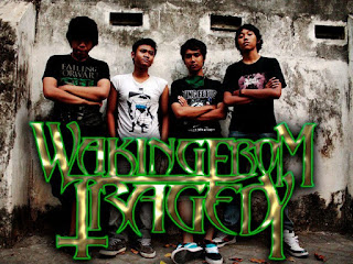 Waking From Tragedy Band Metalcore Surabaya
