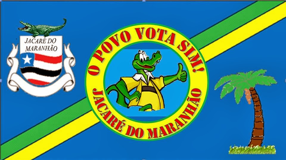 Jacaré do Maranhão
