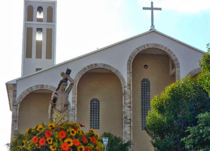 Paróquia São Sebastião - Barbacena-MG