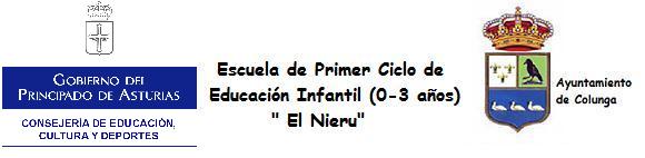 Escuela Infantil El Nieru Colunga