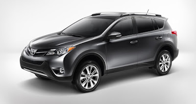 L.A. 2012: Toyota RAV4