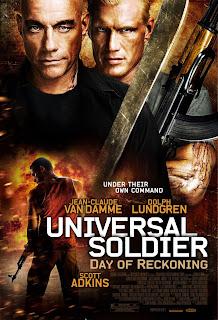 Mối Hận Chiến Binh Universal Soldier