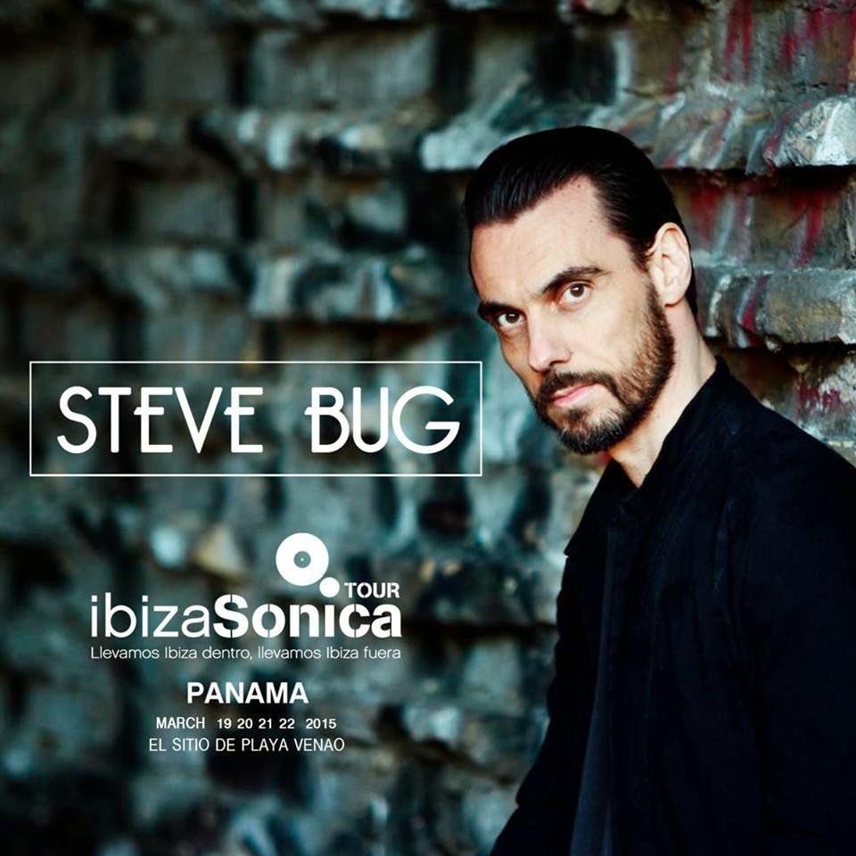 Steve Bug - Ibiza Sonica.