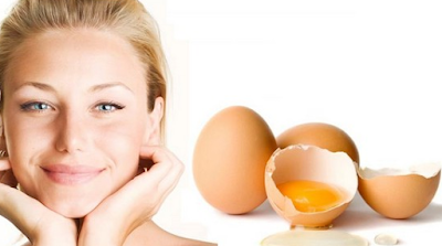 cara membuat masker telur ayam dan bebek