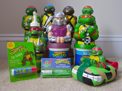 The Sewer Den: Issue 32: Cowabunga Clean