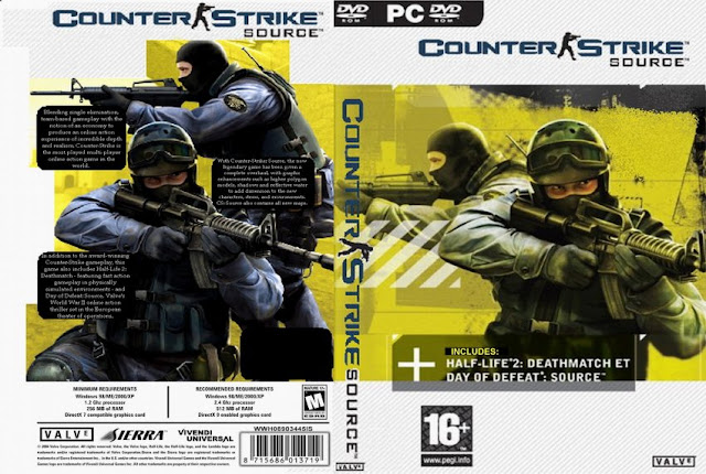 Counter-Strike Source. скачать игру Counter-Strike Source.
