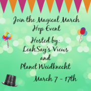 magical march hop button