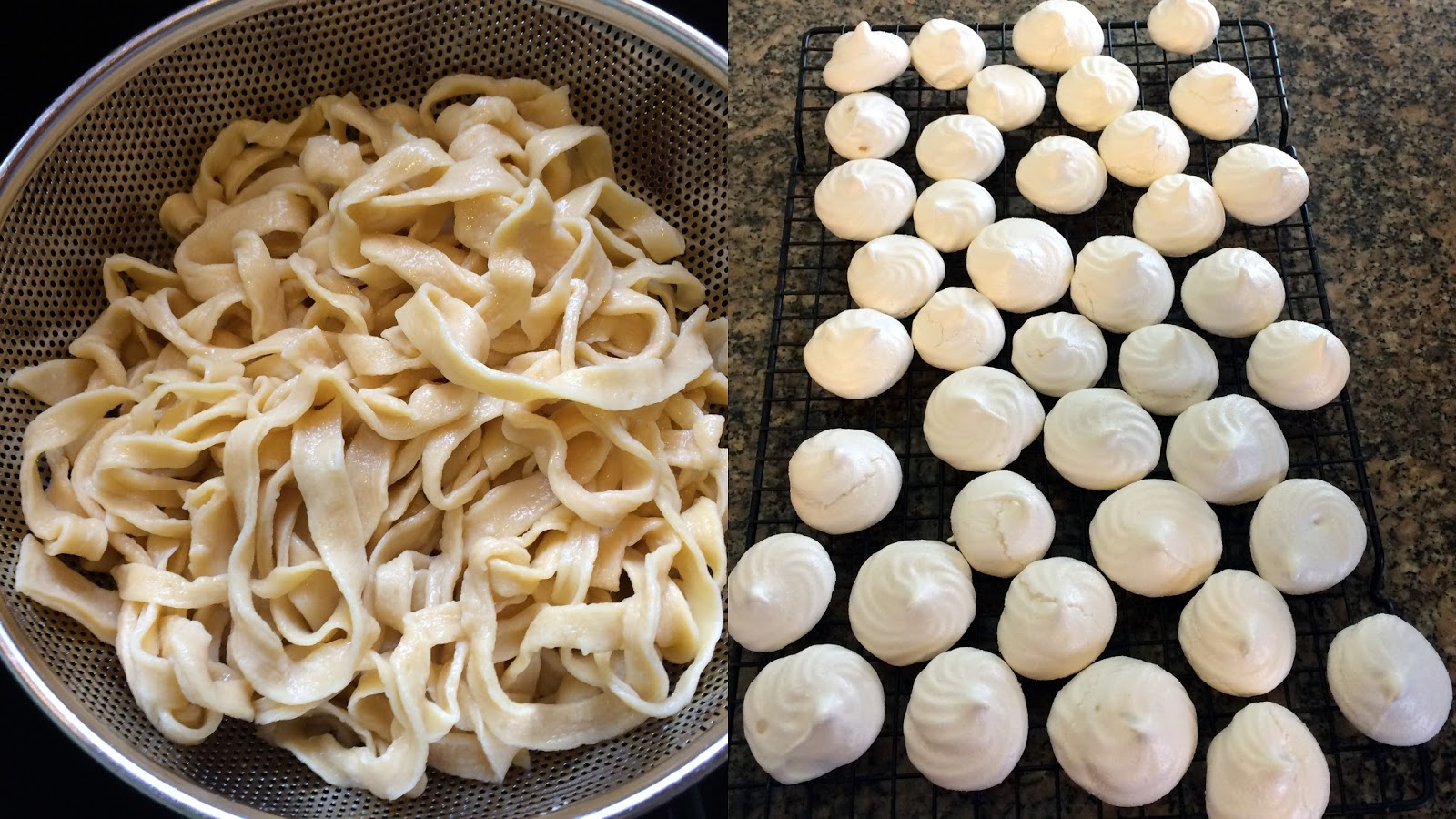 how to make pasta noodles from scratch