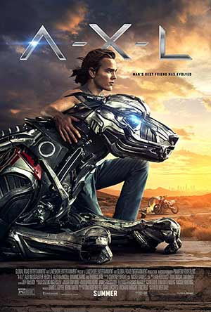 A-X-L 2018 English Full Movie HDCAM 720p Download