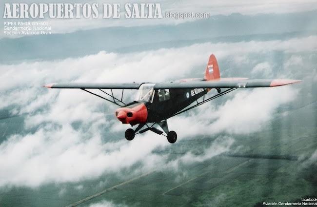 Aeropuertos de la Provincia de Salta