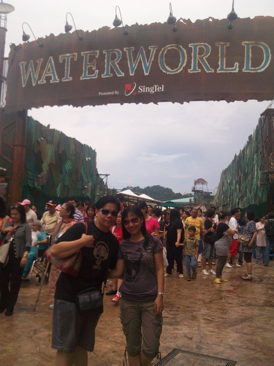 Universal Studios Singapore Waterworld