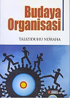 toko buku rahma: buku BUDAYA ORGANISASI, pengarang taliziduhu ndraha, penerbit rineka cipta