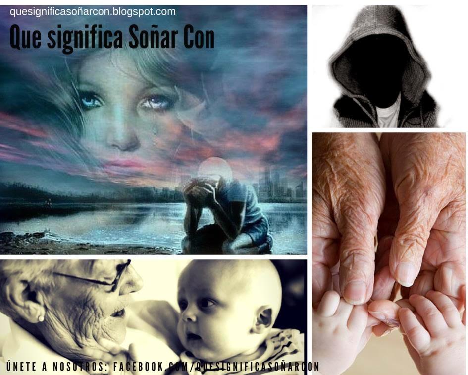 QUE SIGNIFICA SOÑAR CON FAMILIARES MUERTOS O MUERTE ~ Que significa ...