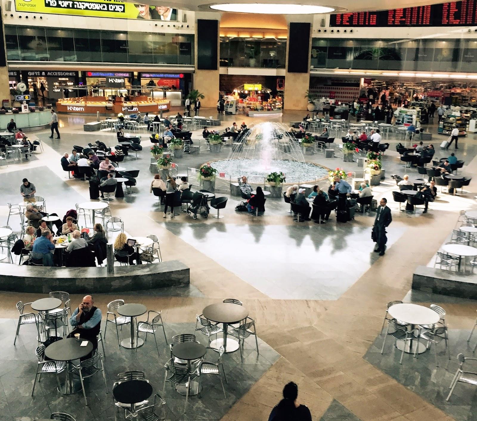 Ben Gurion Airport, Tel Aviv