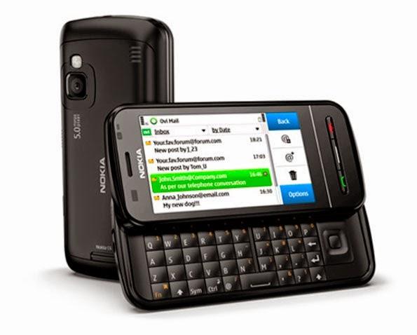 Internet access in a mobile Movistar Nokia Symbian