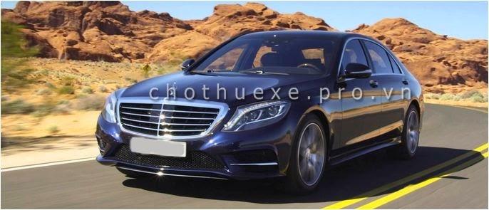 Cho thuê xe cưới VIP Mercedes S500 L 2014 đẳng cấp siêu VIP