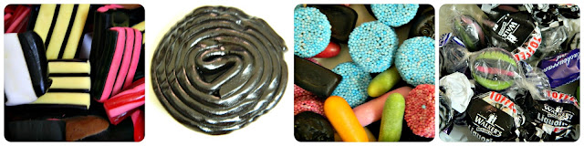 Sweet Drop Best Ever Liquorice Mega Box from Chocolate Buttons