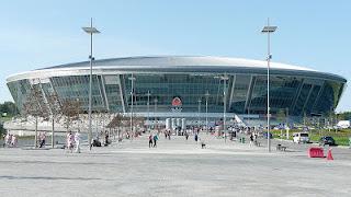 Stadion Donbass Arena Donetsk
