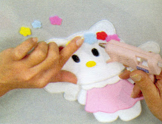 Souveniers: Portavinchas de Hello Kitty
