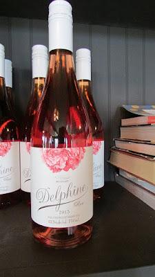 Westcott Vineyards Delphine Rosé, Niagara, Ontario