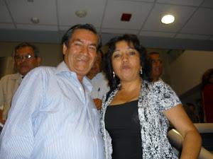 CON NORY CHACON SU GRAN AMIGA