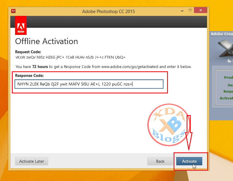 Adobe photoshop activation keygen