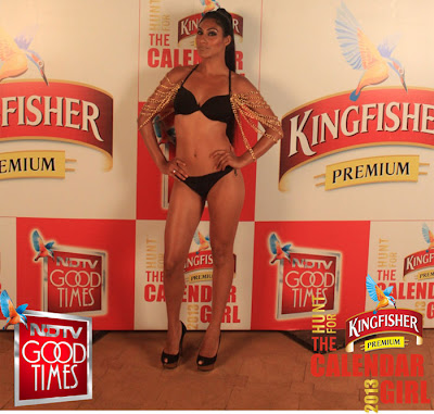 kingfisher calendar girl 2013 shoot unseen pics