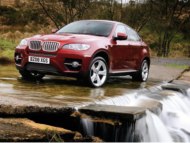 New BMW X6 photo