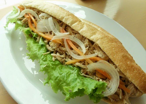 Banh Mi Vietnam (Traditional Vietnamese Bread Food)1