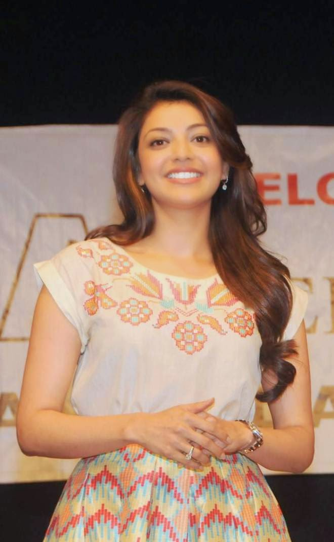 Kajal Aggarwal Beautiful Stills