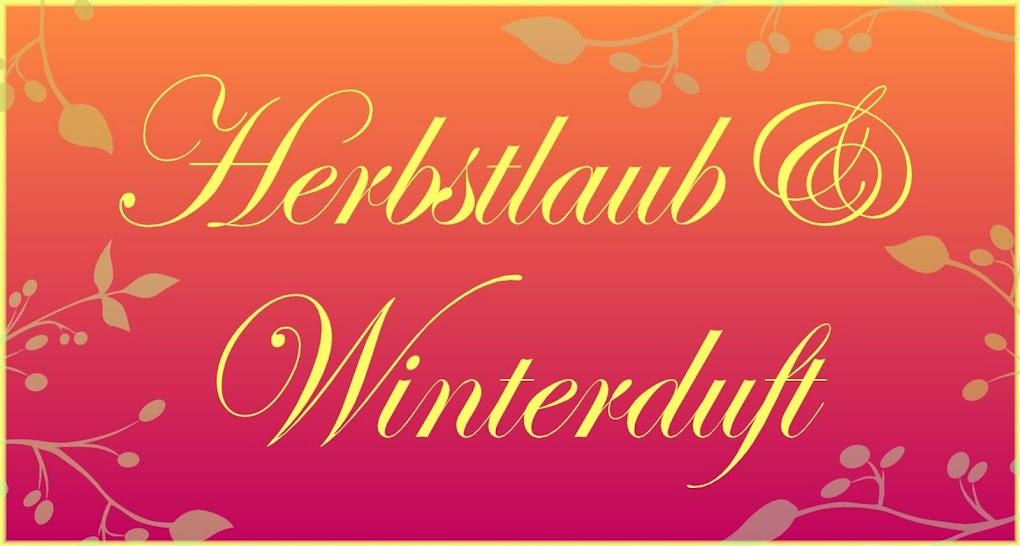 Herbstlaub & Winterduft