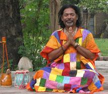 Babukishan aka Krishnendu Das Baul in Rishikesh
