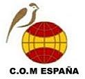 CONFEDERACIÓN ORNITOLÓGICA MUNDIAL  ESPAÑA