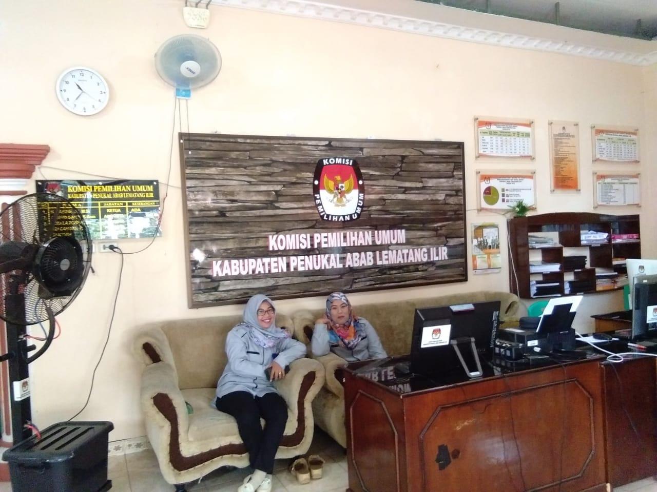 Pleno KPU Sumsel,DPT PALI Alami Penurunan Drastis