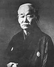 Maître Jigoro Kano