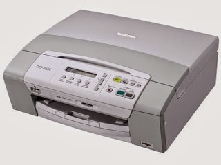 Brother DCP 165C Printer Driver Download